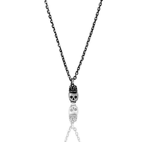 Queen Skull Necklace