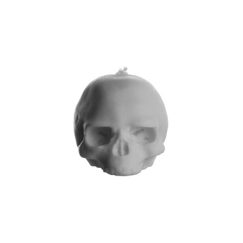 Corpo Sancto Candle - Skull Candle