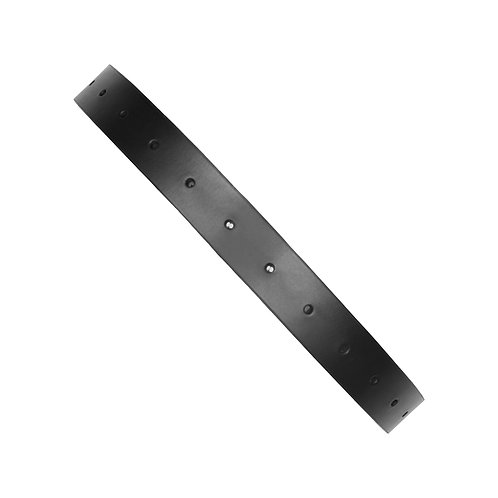 Minimalist Leather Belt (3cm) - L