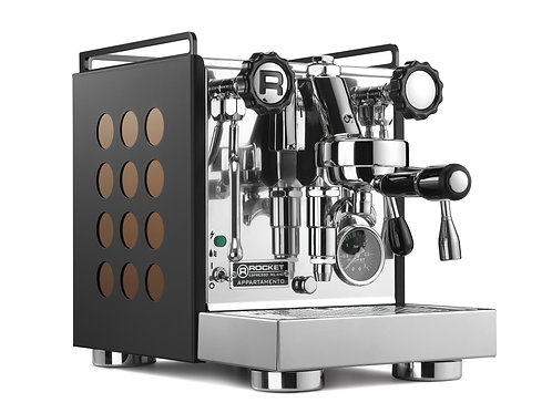 "Rocket Espresso Appartamento | ""Serie Nera"""