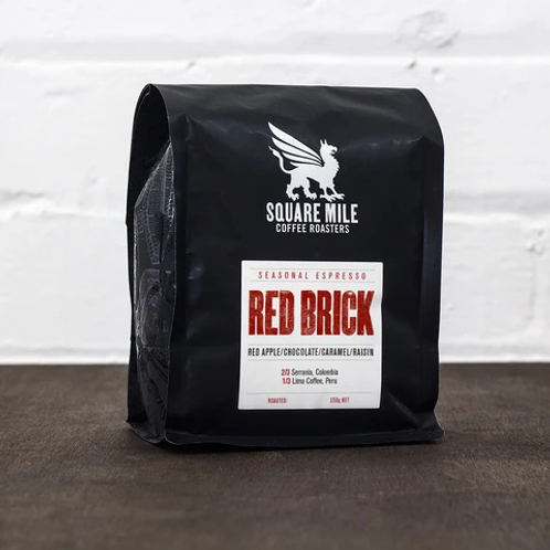 Red Brick | Square Mile Coffee | 350g