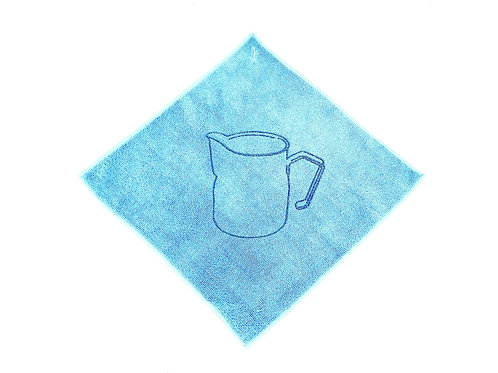 Barista Reinigungstuch für Milchlanze
