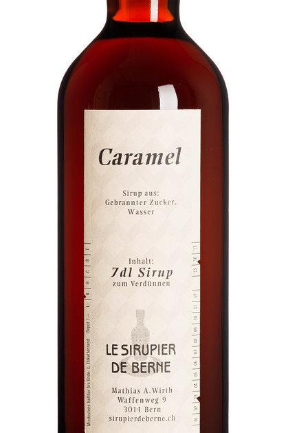Caramel | Le Sirupier de Berne | 0.35l