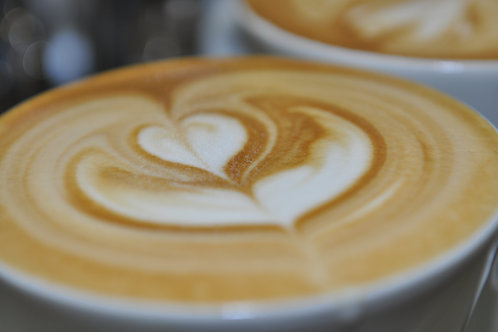 Latte Art Senior Kurs