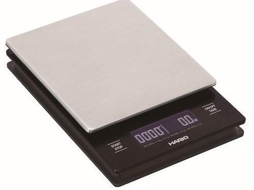 HARIO V60 Metal Drip Scale - rechargeable