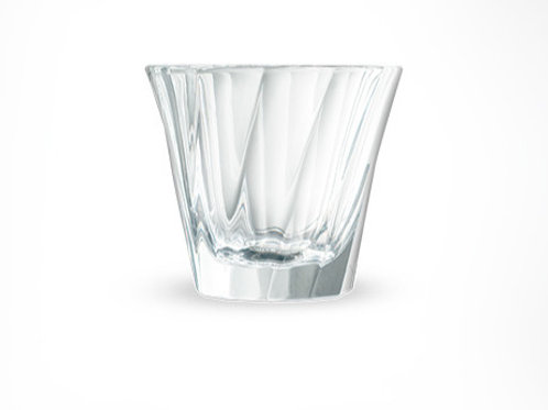 Twisted Kaffeeglas | 120 ml | Loveramics