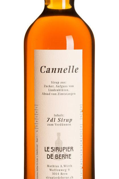 Cannelle  | Le Sirupier de Berne | 0.35l