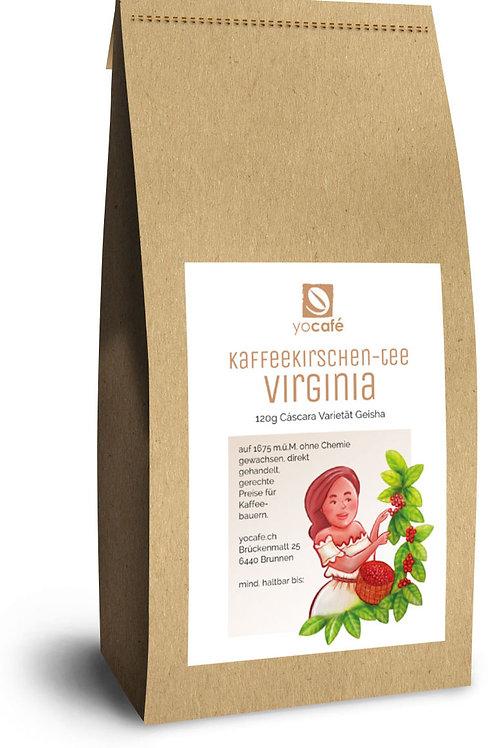 Cascara - Kaffeekirschen Tee Virginia