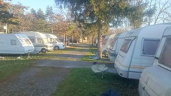 campeggio a Trieste