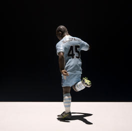 Homage to Balotelli's Missed Trick, 2013