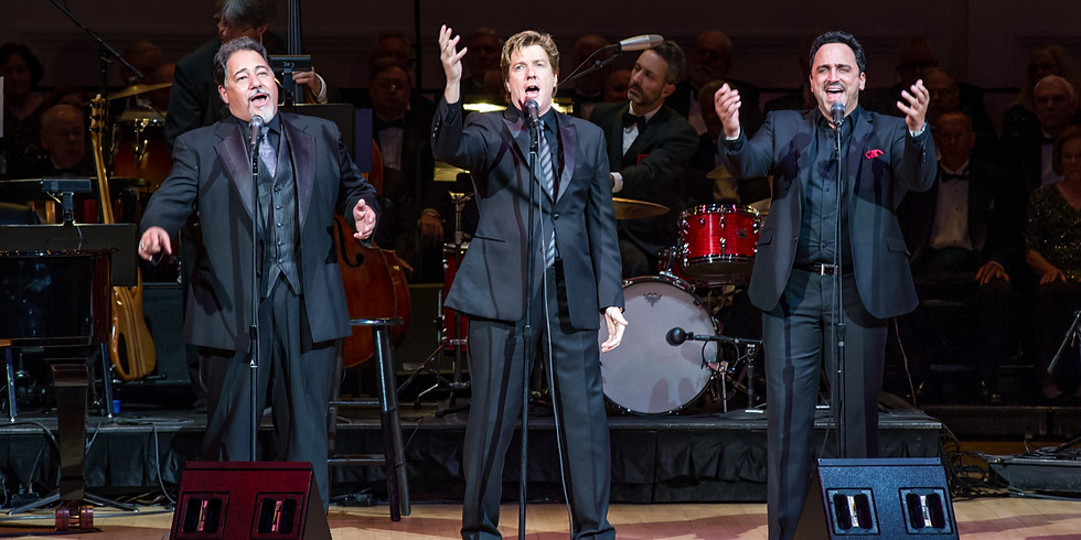 The New York Tenors (Click RSVP for tickets)