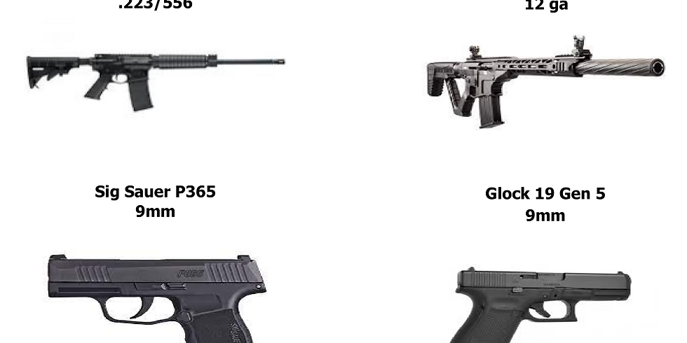NC GOP Gun Raffle