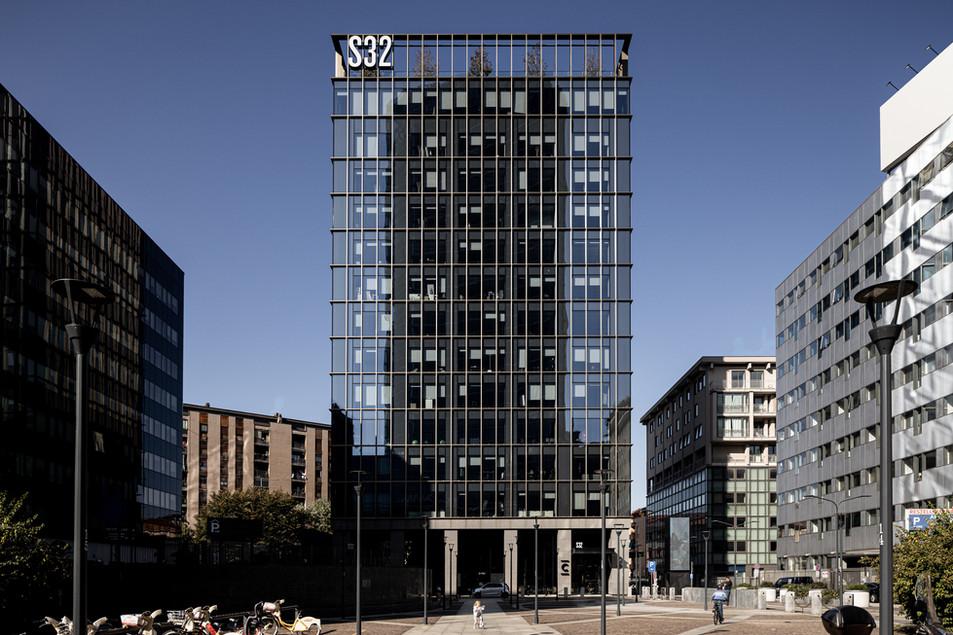 Palazzo S32 - Lombardini 22