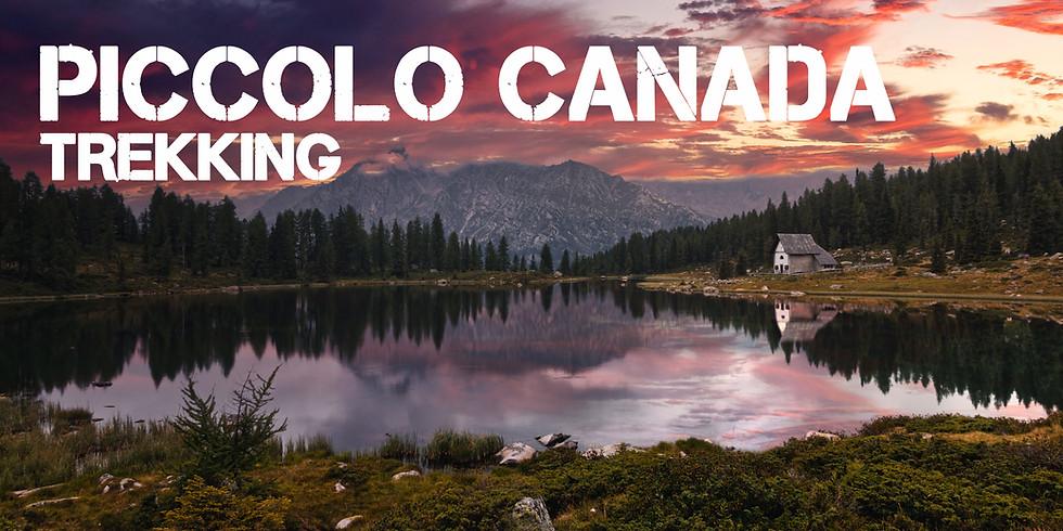 Piccolo Canada - Trekking ai laghi di San Giuliano