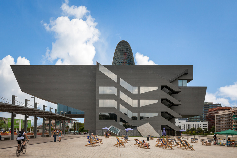 Museum of Design of Barcelona - MBM Architects