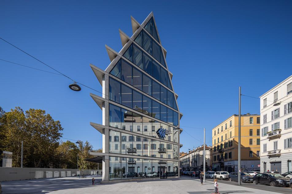 Fondazione Feltrinelli - Herzog & de Meuron