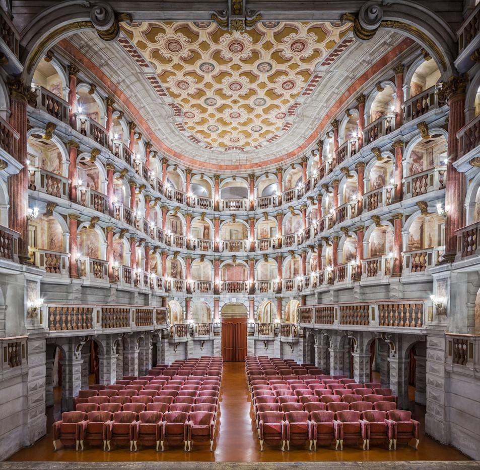 Teatro Bibiena of Mantova
