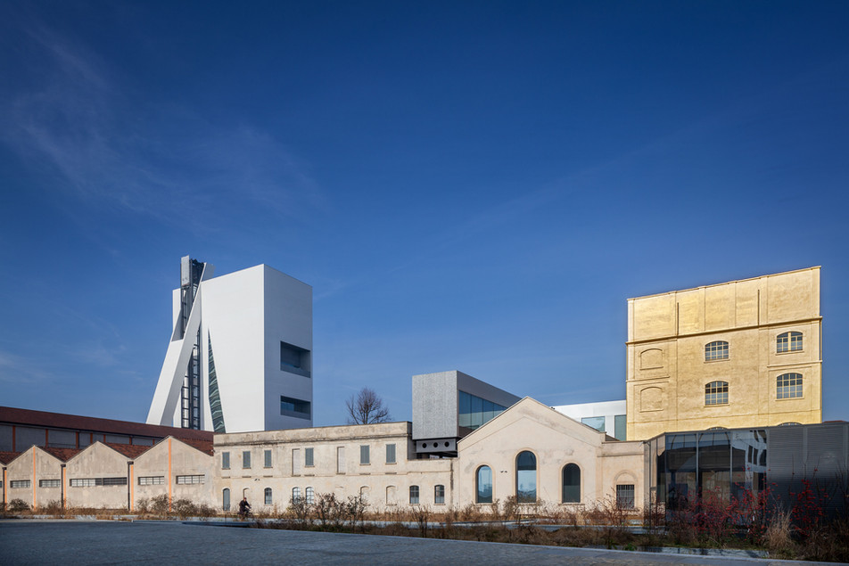 Prada Foundation - OMA Architecture