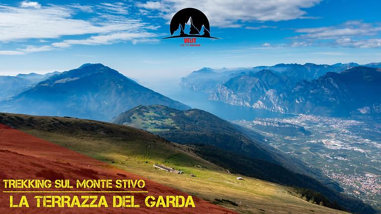 Trekking sul Monte Stivo nel Garda Trentino