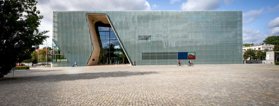 Museum of the History of the Polish Jews - Lahdelma & Mahlamäki