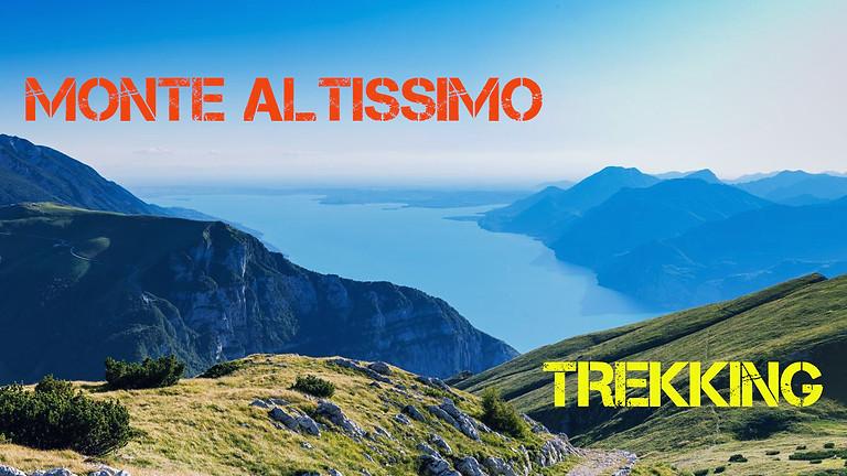 Trekking sul Monte Altissimo - Lago di Garda