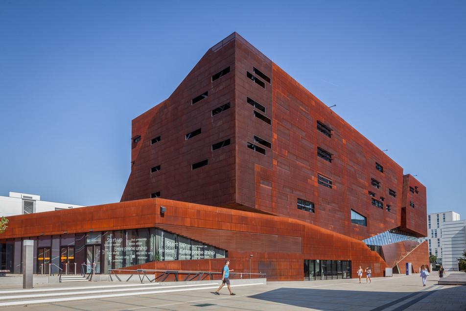 Teaching Center Campus WU - BUSarchitektur