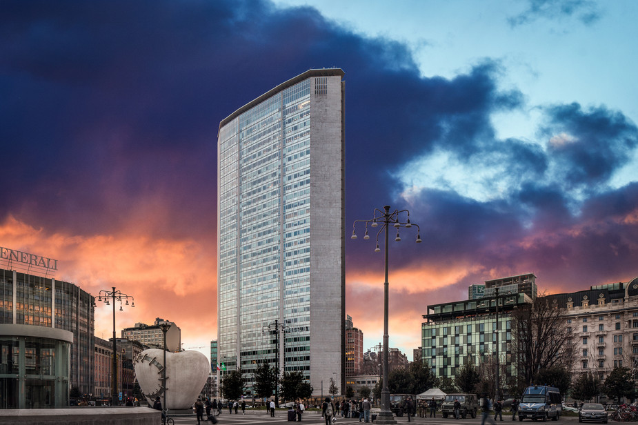 Grattacielo Pirelli - Gio Ponte