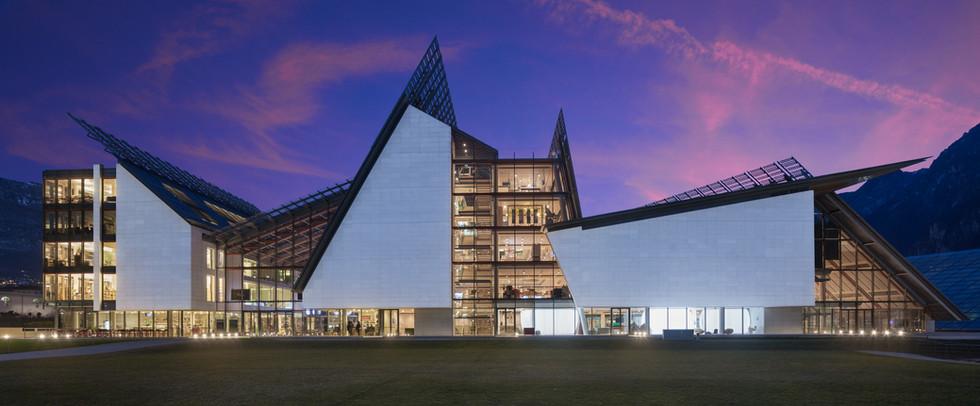 Muse - Renzo Piano