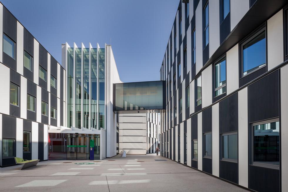 Library WU Campus - Atelier Hitoshe Abe