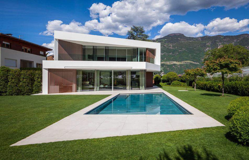 Villa L - Monovolume Architecture