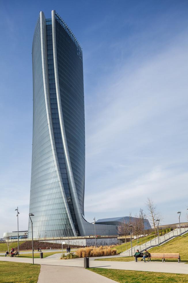Hadid Tower - Nordpark Cable Railway - Zaha Hadid Architects