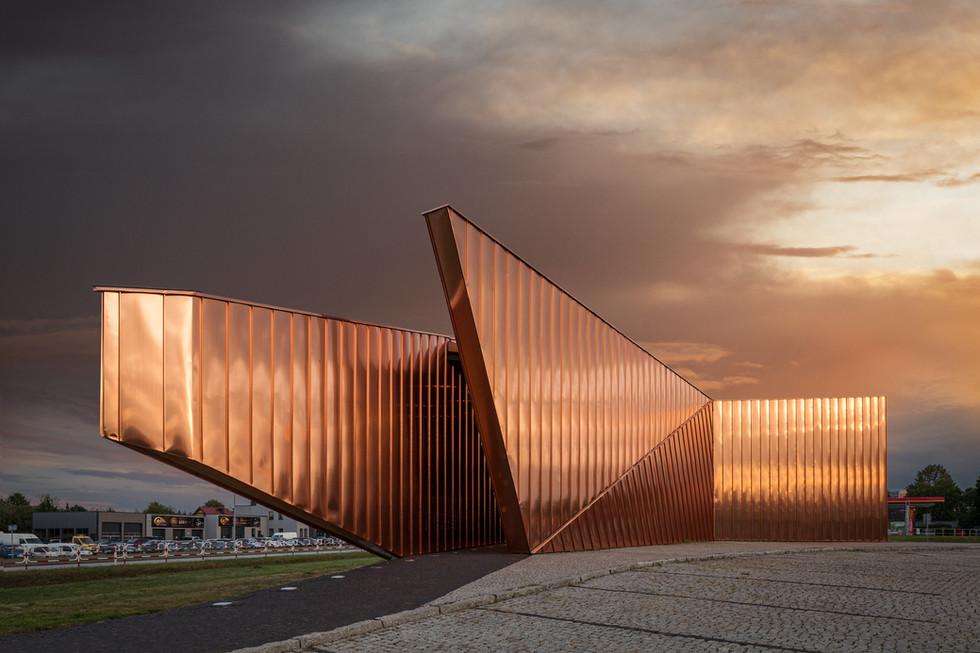 Museum of Fire - OVO Grabczewscy Architecture