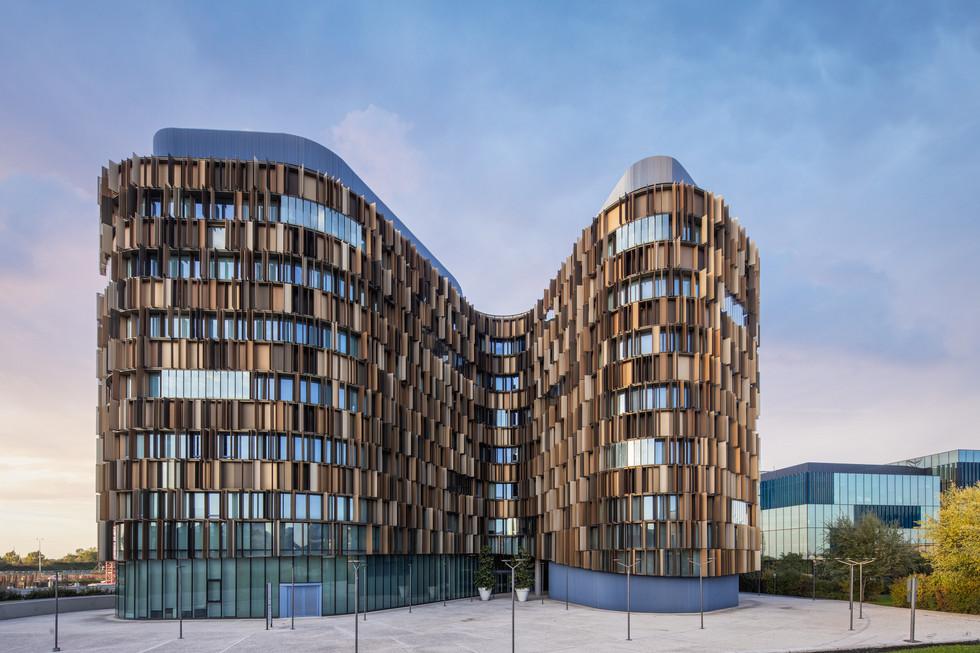 Edificio U15 - Cino Zucchi Architetti