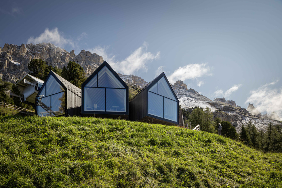 Oberholz Mountain Hut - Peter Pichler Architecture