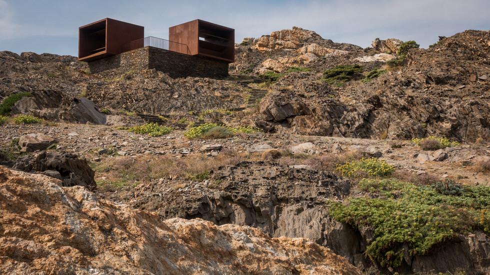 Cap de Cruse, Spain - Ardevol Architects