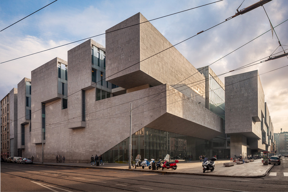 Università Bocconi - Grafton Architects