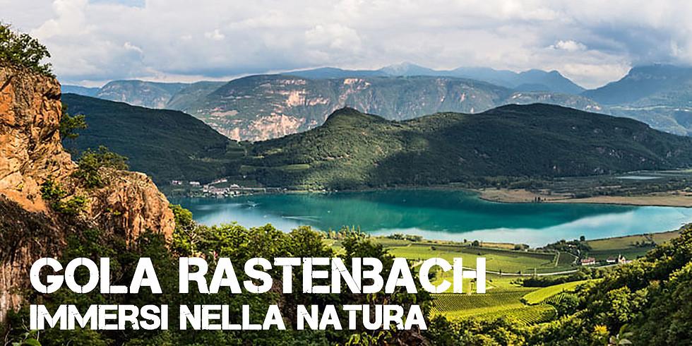 Lago di Caldaro e Gola Rastenbach
