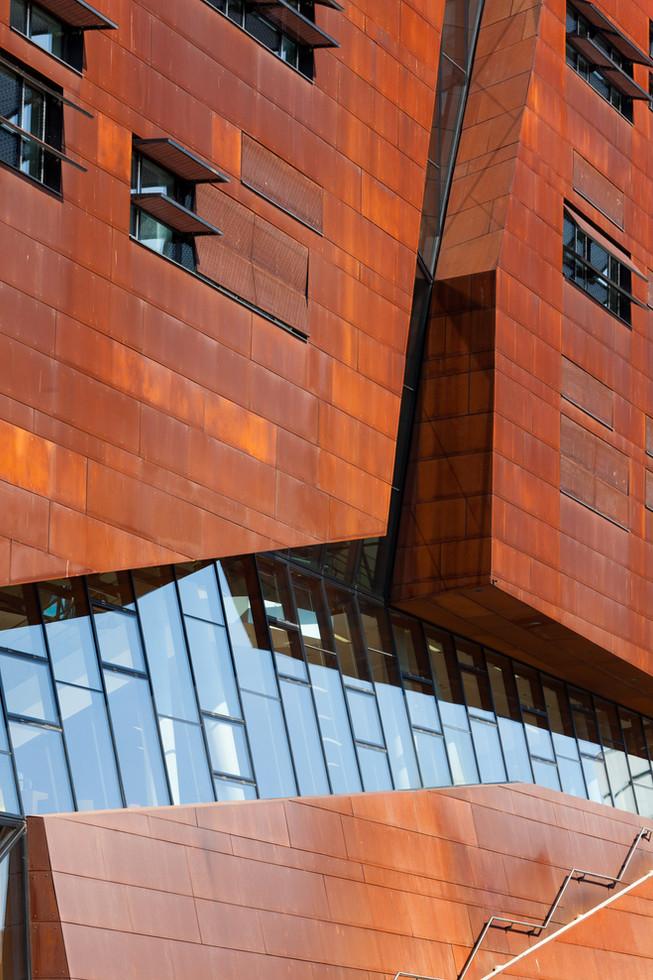 Campus WU - BUS Architektur