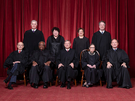 Thank you to the Supreme Court Justices! DACA (Deferred Action for Childhood Arrivals) STANDS!
