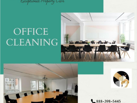 4 Exemplary Reasons To Consider Outsourcing Cleaning Services For Your Facility