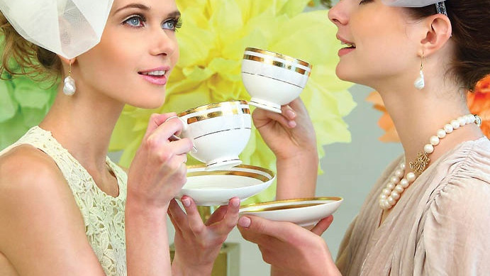 SWEETS & TEA PARTY