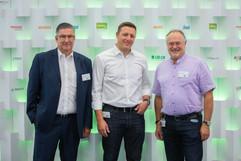 Ferdinand Hirsig, Matthias Zurflüh und Uwe E. Jocham