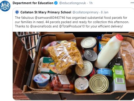 Food Parcel recognition