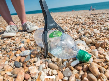 Collaton's Coastal Clean starts this weekend!