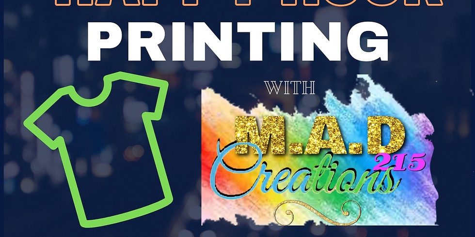 Happy Hour Printing