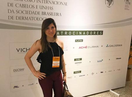 Simpósio Internacional de Cabelos e Unhas da Sociedade Brasileira de Dermatologia