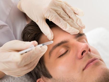 Como é o procedimento de aplicação de botox?