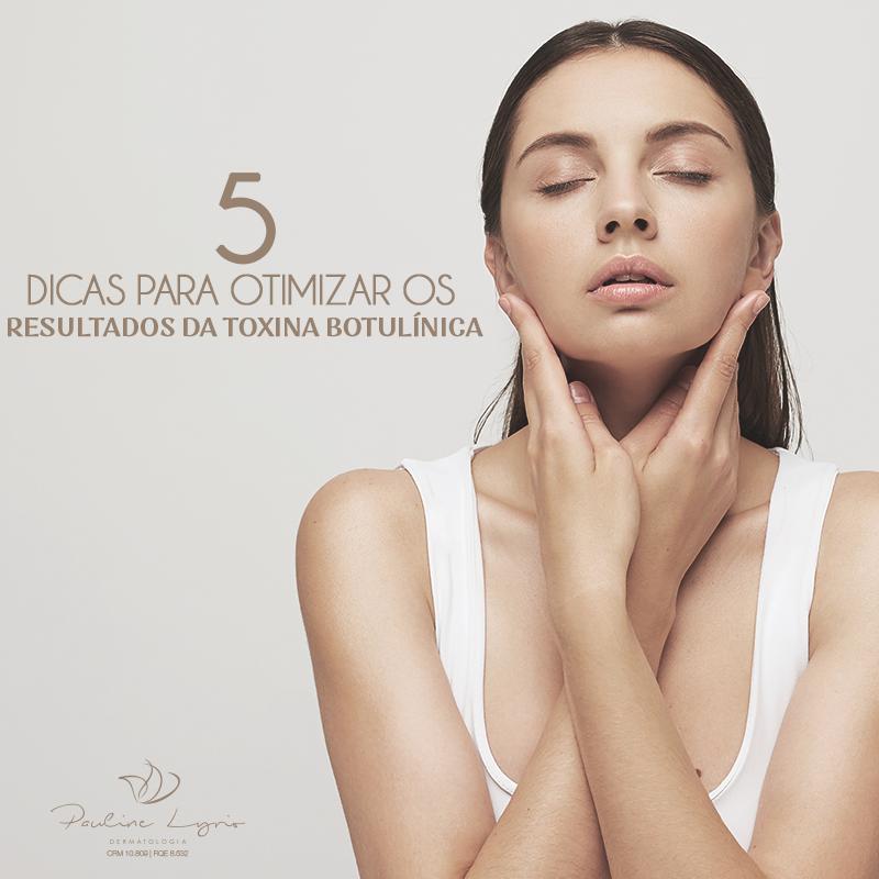 5 dicas para otimizar os resultados do botox