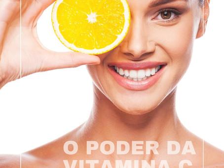 O poder da vitamina C