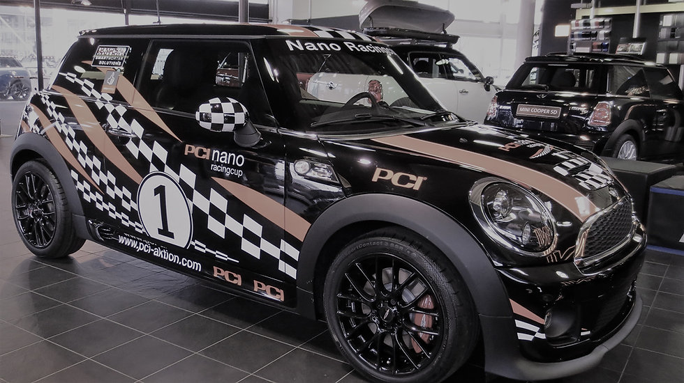 Design Mini Racing